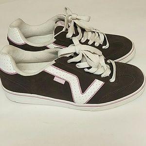 Vans shoes...